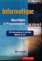 Informatique Algorithmie et Programmation