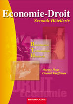 �conomie - Droit Seconde H�tellerie