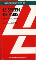 Le Spleen de Paris - Baudelaire