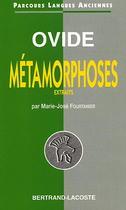 Ovide, Métamorphoses, Extraits