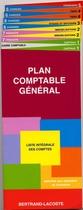 Plan comptable général - Dépliant