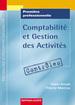 Pochette Contrôles 1 - Comptabilité et gestion des activités Première professionnelle Baccalauréat professionnel Comptabilité