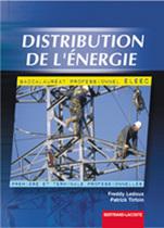 Distribution de l'énergie Première et Terminale professionnelles Baccalauréat professionnel ELEEC (ancienne édition)