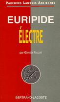 Euripide, Électre