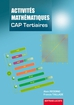 Activités Mathématiques CAP   CAP tertiaires - Secteurs 6 et 7
