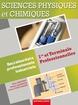 Sciences physiques et chimiques   Première et Terminale professionnelles   Baccalauréats professionnels industriels