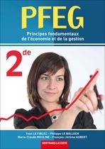 PFEG Seconde   Principes fondamentaux de l'économie et de la gestion