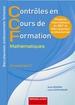 CCF MATHÉMATIQUES Baccalauréats professionnels tertiaires Groupement C