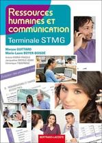 Ressources humaines et communication Terminale STMG