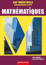 Math�matiques CAP industriels Groupements A et B