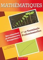 Math�matiques   Premi�re et Terminale professionnelles   Baccalaur�ats professionnels tertiaires Groupement C