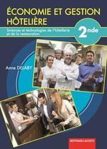 Économie et Gestion hôtelière Seconde STHR Baccalauréat Sciences et technologies de l'hôtellerie et de la restauration