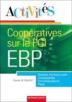 Activit�s coop�ratives sur le progiciel de gestion int�gr� EBP