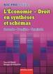 L'�conomie - Droit en synth�ses et sch�mas  Seconde, Premi�re et Terminale professionnelles Baccalaur�ats professionnels tertiaires