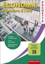 Économie Première STMG - Pochette