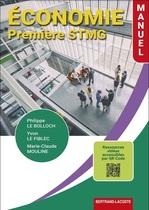 Économie Première STMG - Manuel