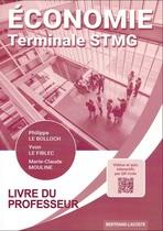 Livre du professeur Économie Terminale STMG