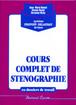 Cours complet de sténographie en dossiers de travail (rose) PDB
