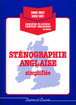 Sténographie anglaise simplifiée PDB